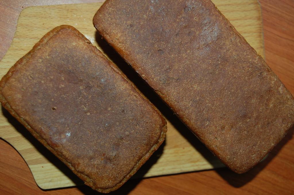 Хлеб бездрожжевой на закваске в домашних условиях