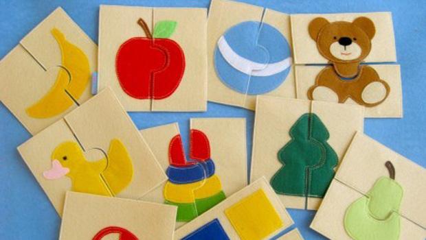 Игрушки для детей 2 лет своими руками фото