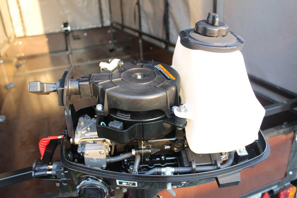 где обкатать лодочный мотор в кемерово