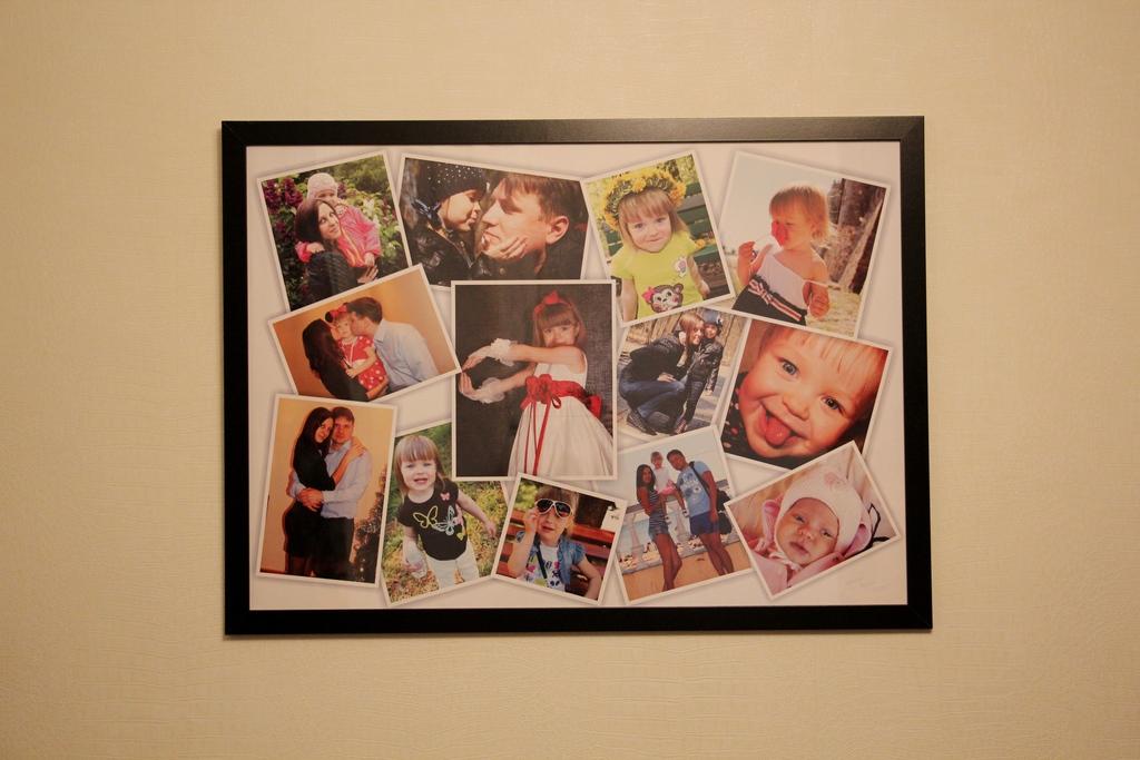 Идеи оформления фотографий на подарок