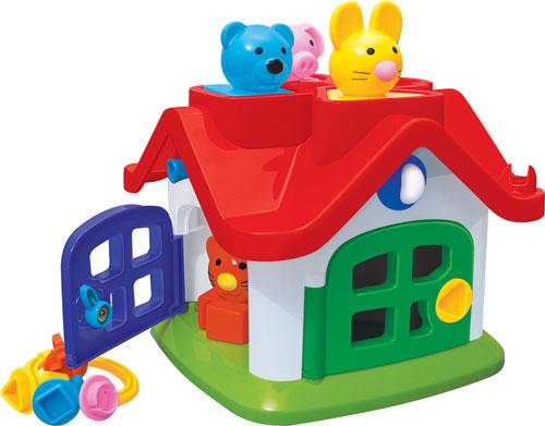 Развивающий домик для детей