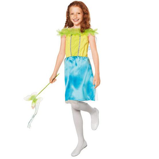 Карнавальный костюм фея новый германия 4-6 лет