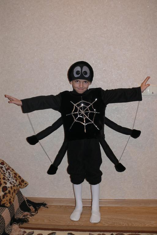 Костюмы паука своими руками 424