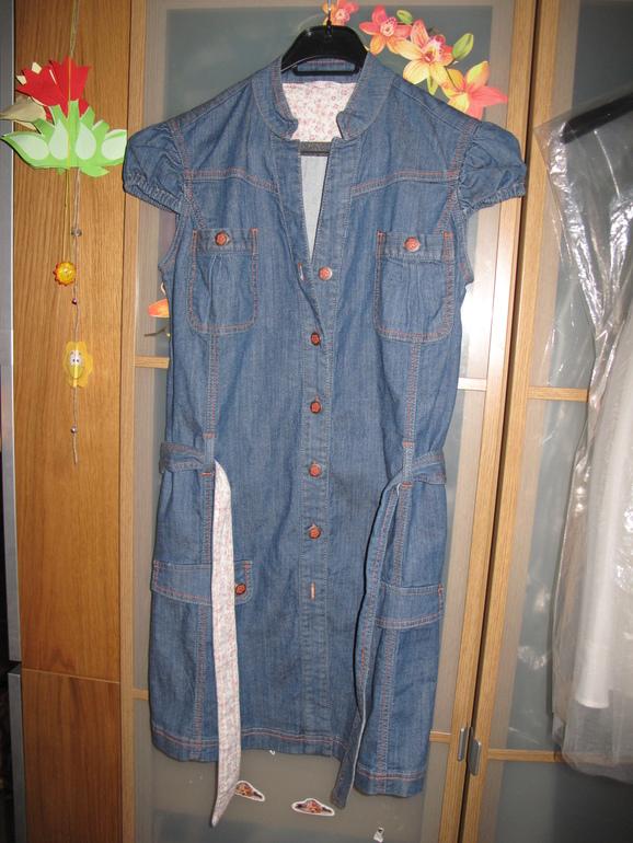 Продам  платье-тунику,  размер  S