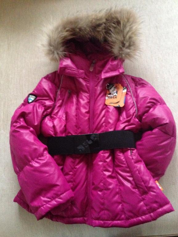 Куртка Nels для стройной мамочки.
