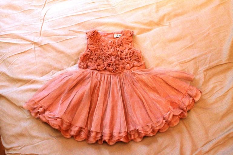 Очень красивое нарядное платье Next (на рост - 86) - 1000 руб (Москва)