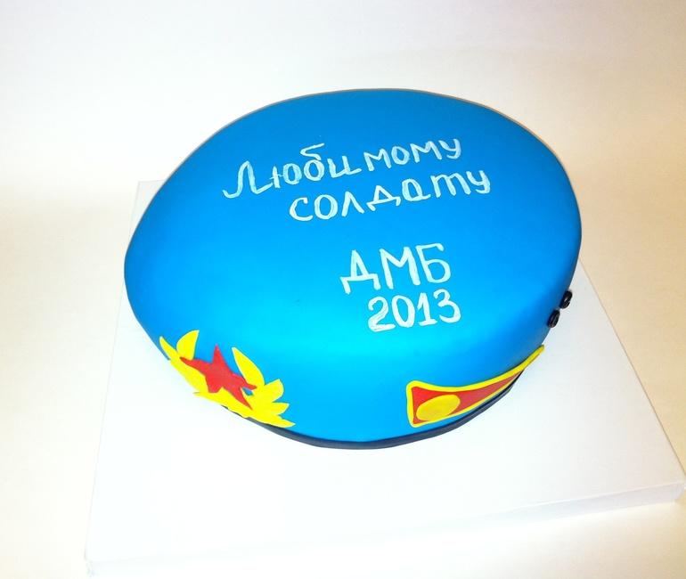 Торт Голубой берет