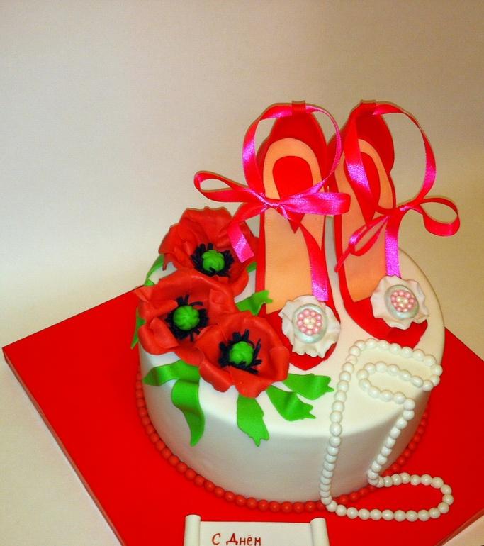 "Торт ""Для любимой"""