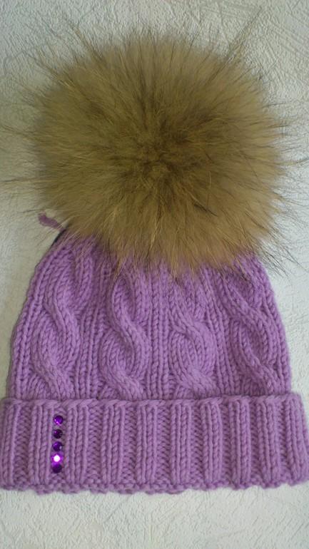 Виды схем для вязания спицами