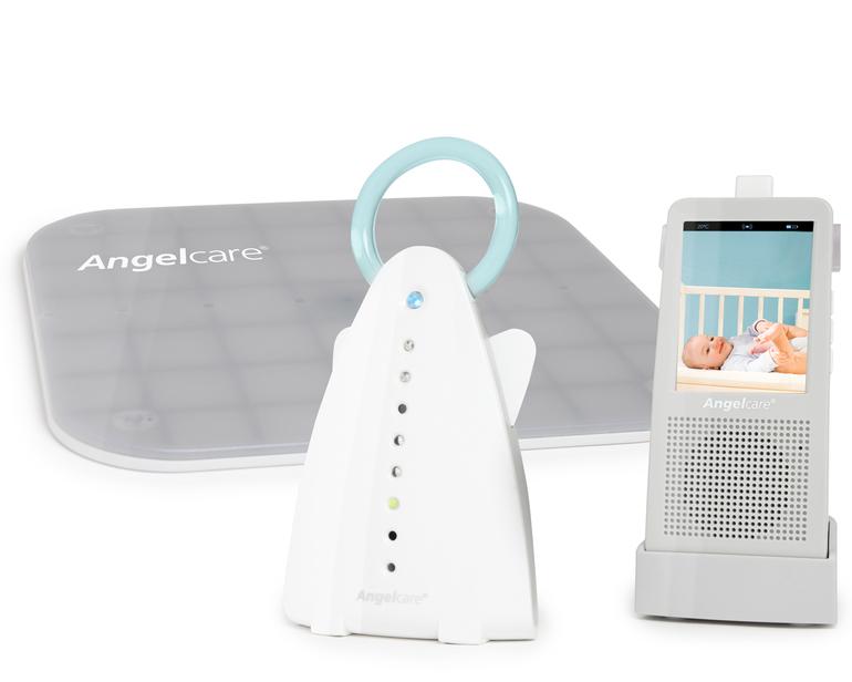 Видеоняня-монитор дыхания с сенсорным дисплеем - моя спасительница!
