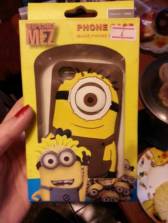 чехольчики на айфон 4 и гэлакси с 3 Новые