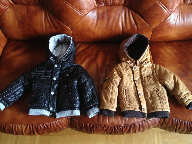 Курточки  для  мальчиков,  размер  18  месяцев