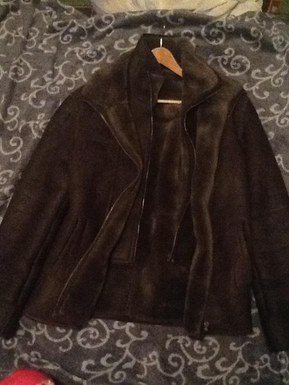 Продам муж дубленку (куртку)  1500