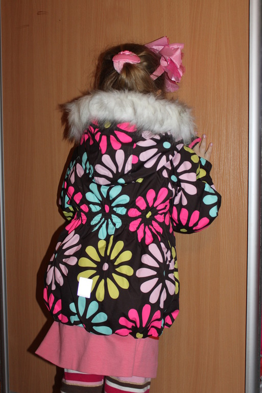 Куртка  Reima Paula  коллекция этого года. р104