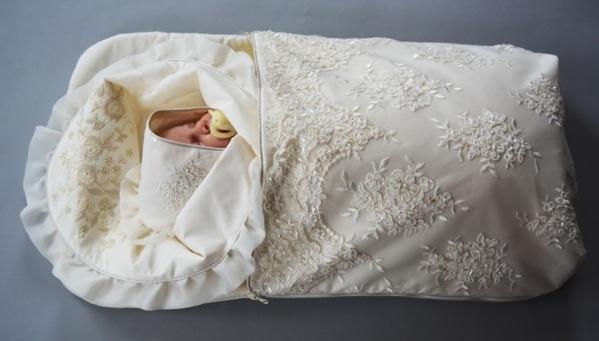 Летние конверты для новорожденных своими руками