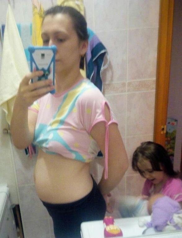 Немножко беременна (2007) смотреть