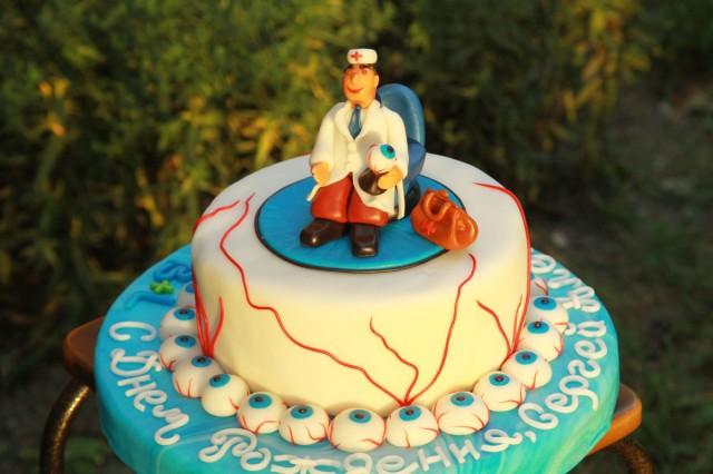 Открытки с днем рождения врачу офтальмологу