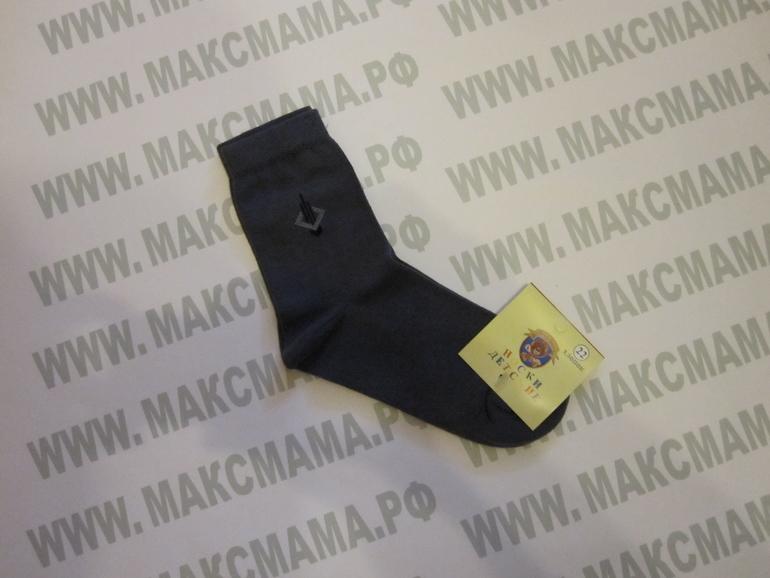 Носки для мальчиков, размер 22 (на размер обуви 33-35)