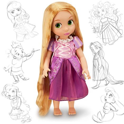Куклы-малышки Disney