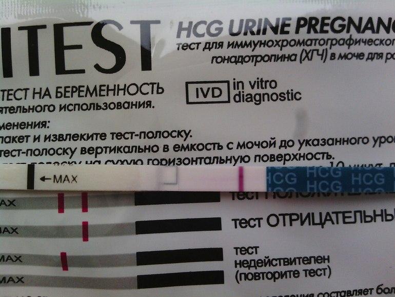 Тесты отрицательный месячных нет я беременна
