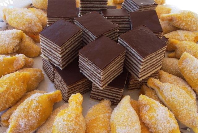 Маджарица (mađarica): любимое хорватское пирожное