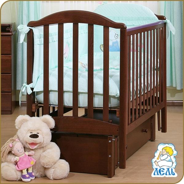 Кроватка Кубаньлесстрой