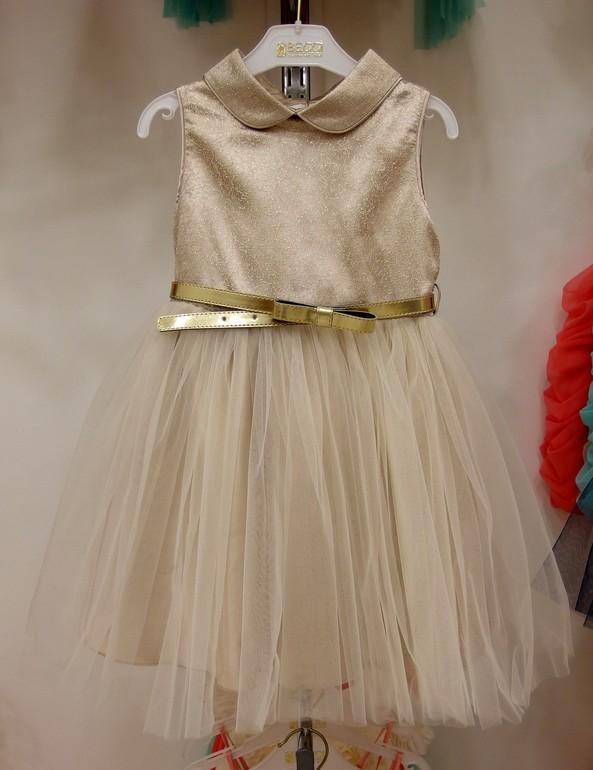 Праздничная одежда для девочек Beggi