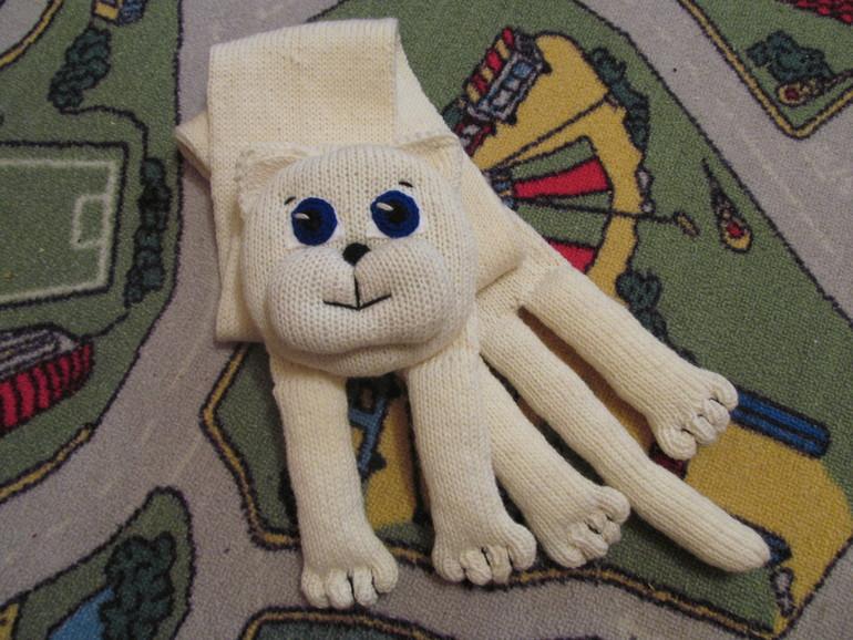 шарфики для детишек