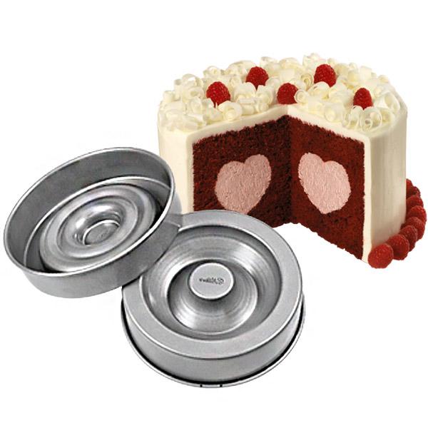 Форма для торта сердце