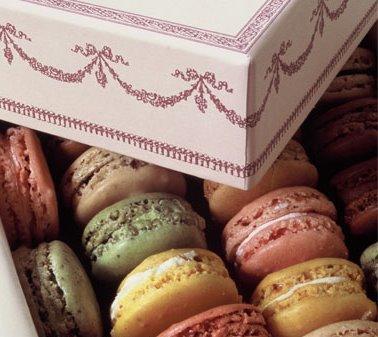 Рецепт французских МАКАРОНИ- вкусный десерт!!!