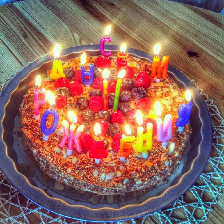 Торт бабушкин фото 4