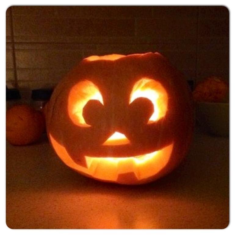 Наш Halloween праздник