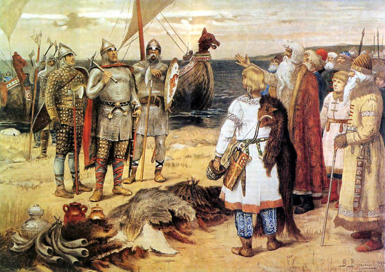 Славяне ли русские?