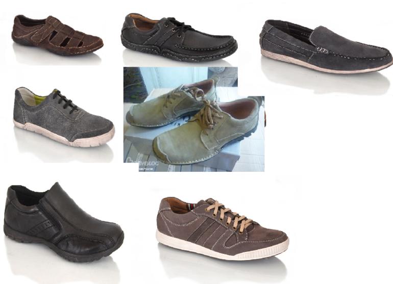 Мужские ботинки кожа все в наличии м.отрадное