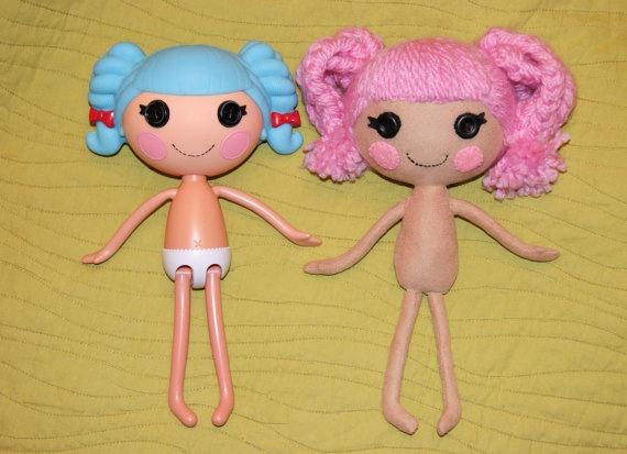 Куклы лалалупси своими руками 16