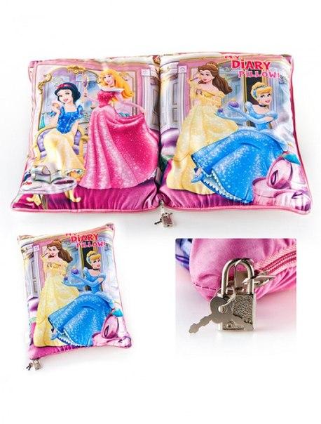 Секретая подушка Принцесса / Фея