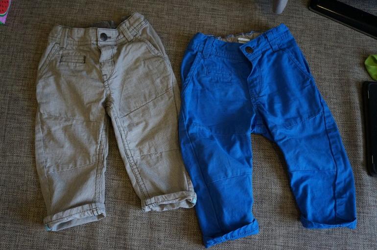 Одежда на мальчика H&M. 74 р Джинсы,Кардиганы