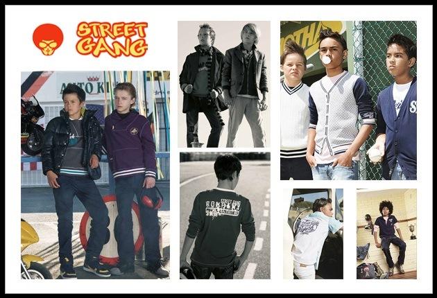 Street gangs детская одежда официальный сайт