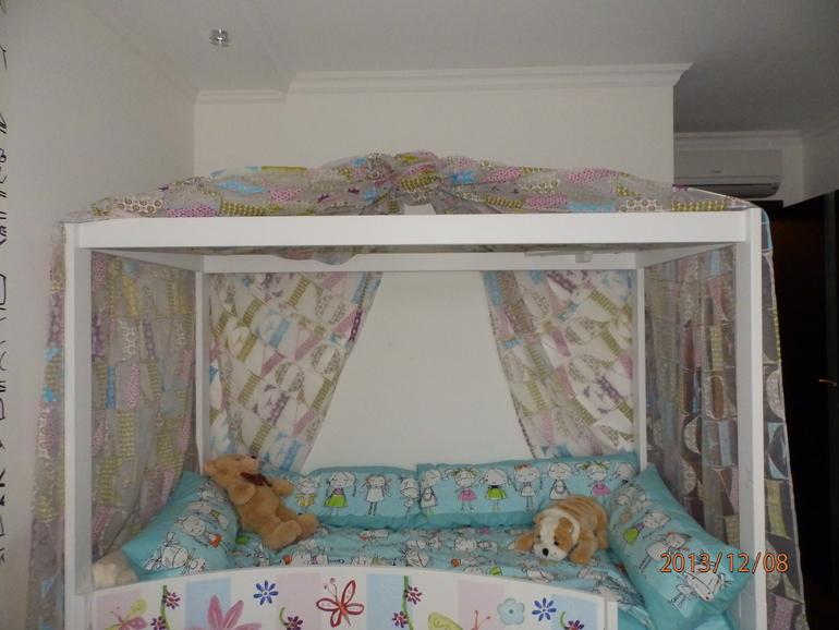 комната для маленькой девочки.