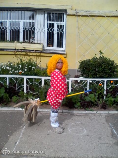 Домовенок кузя костюм своими руками