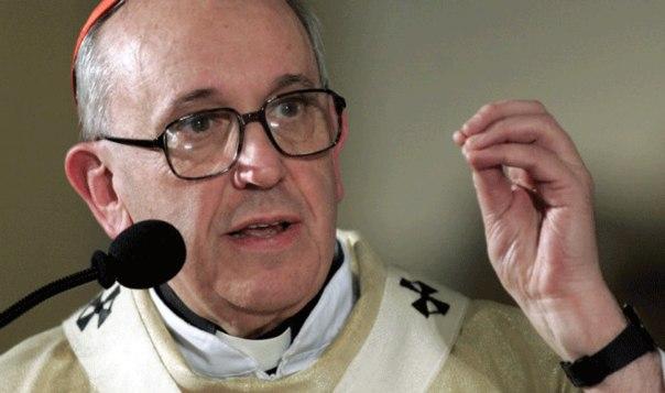 Молитва пяти пальцев, приписываемая папе Франциску