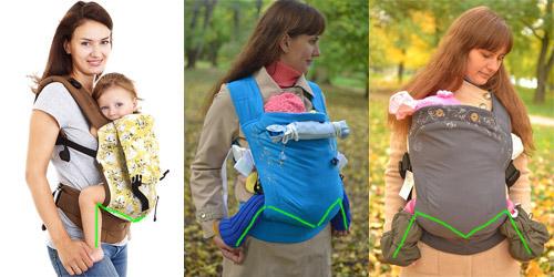 Поддерживать ли голову ребенка в эрго рюкзаке эргорюкзак корейский