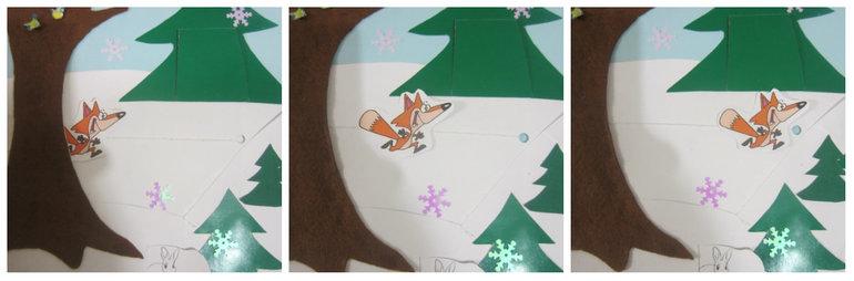 Сказка о том, как маленькая лошадка Новый год искала....