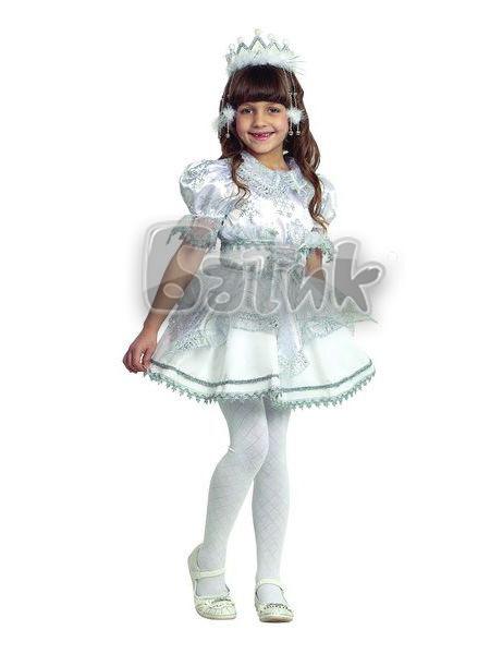 Продам  костюм  Снежинки  новый  с  этикетками  и  диадему
