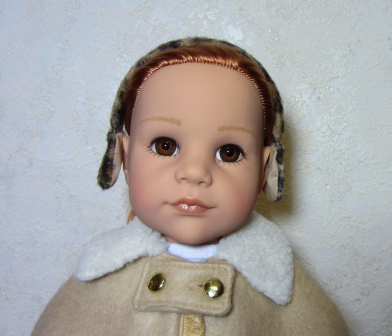 Куколка  Ханна  с  собачкой  от  Gotz    5200  рублей