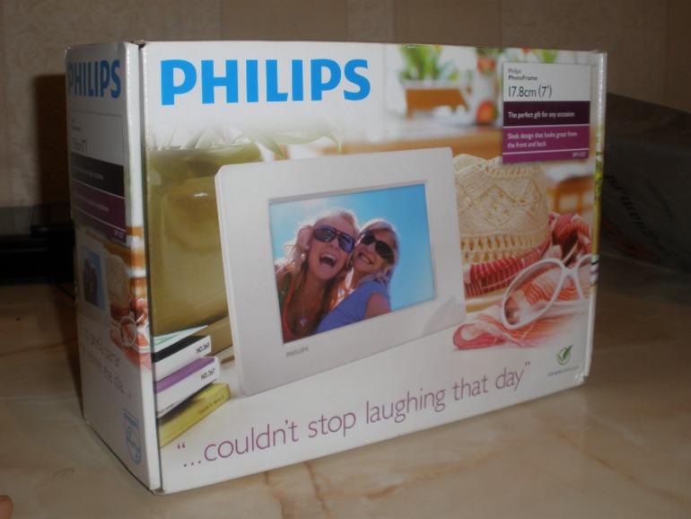 Фоторамки Philips Новая! 2500р.
