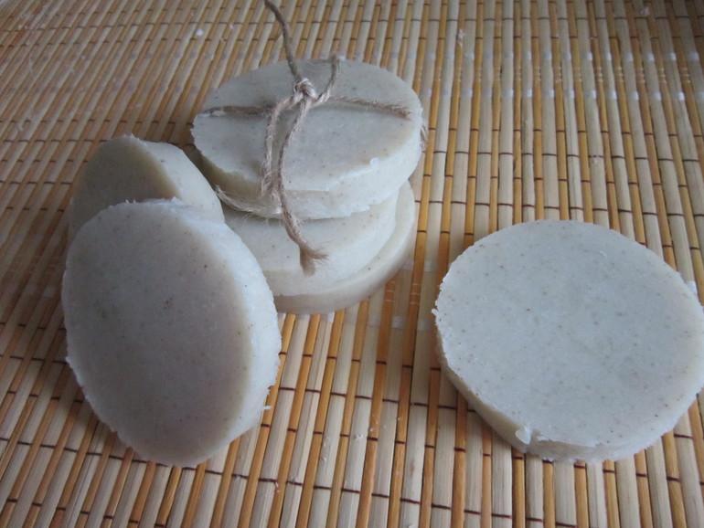 Кокосовое мыло своими руками 95