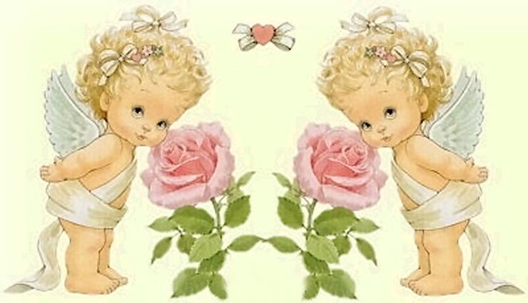 Поздравление с трехлетием девочек-двойняшек