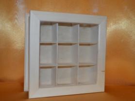 Шкатулка - коробка со стеклом