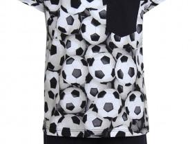 Комплект Ivashka, футболка и шорты, 116-122 см